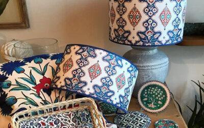 L'arte decorativa Iznik a casa vostra con Corallina!