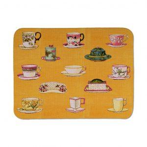 Tovaglietta Pottery 03 Arancio